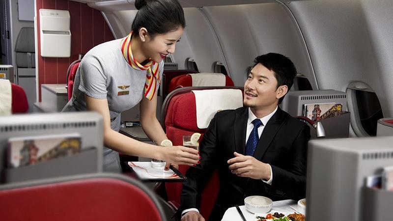 Сервис от Hainan Airlines