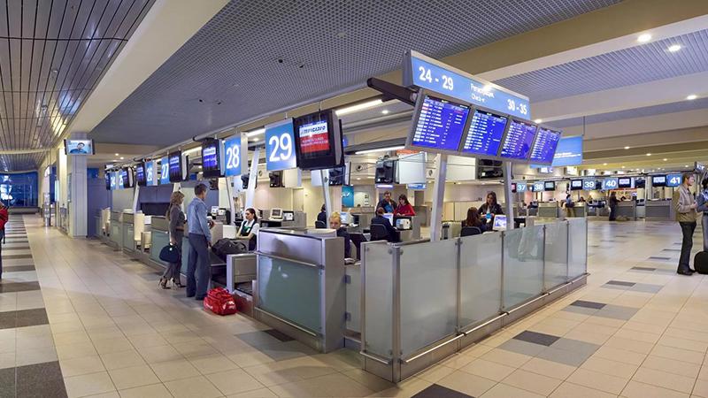 Терминал и услуги аэропорта Ростов-на-Дону