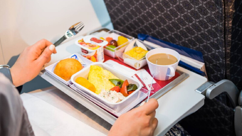Будут ли кормить во время полета?