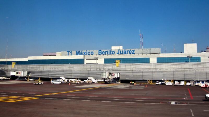 Главный аэропорт Мексики