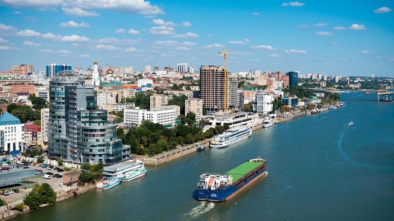 Общая информация о Ростове-на-Дону
