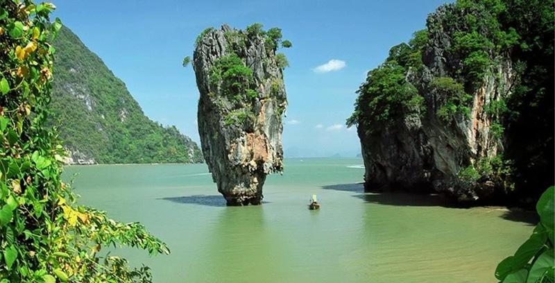 Сколько лететь в Таиланд из Сургута