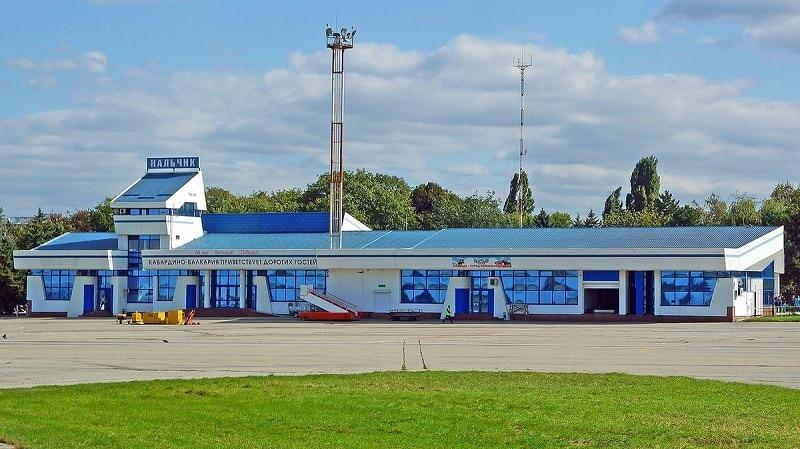 Воздушные ворота Нальчика