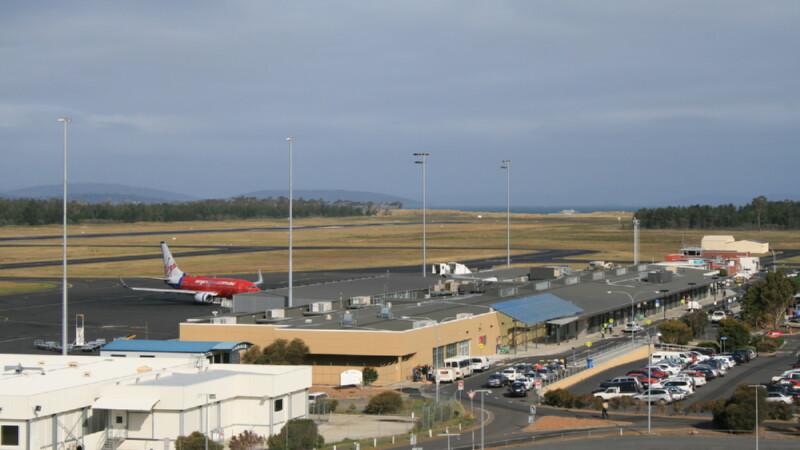 Аэровокзалы Австралии