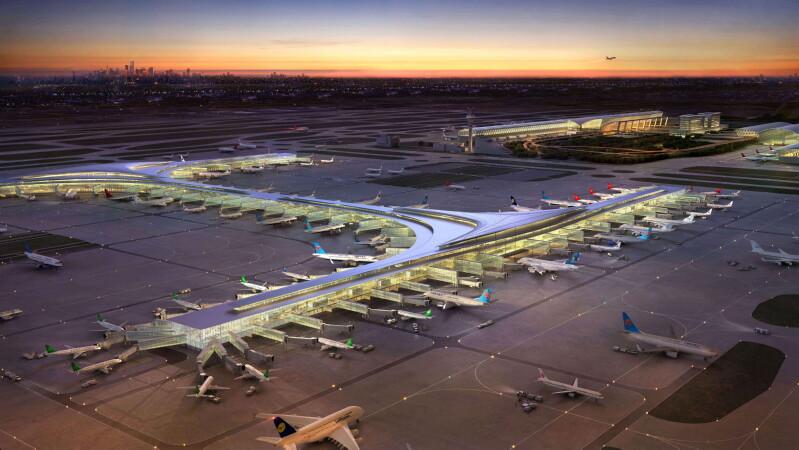 Аэровокзалы Шанхая
