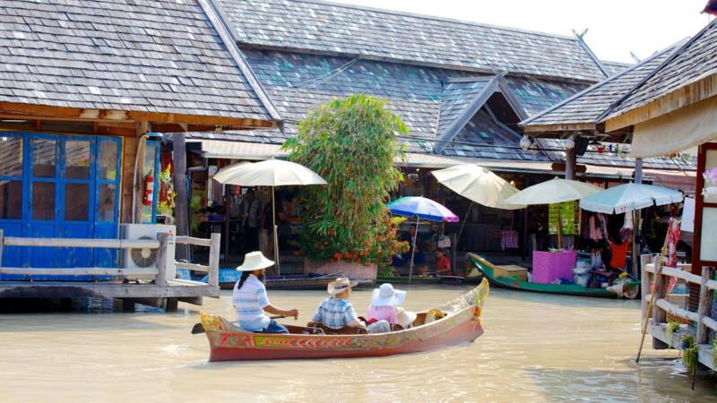 Как можно попасть из Бангкока в Паттайю