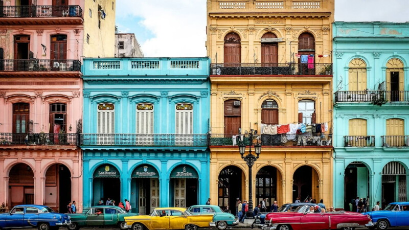 Колорит кубинской столицы