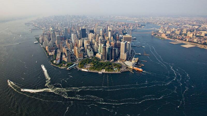 Лучшее время для полетов в Нью-Йорк