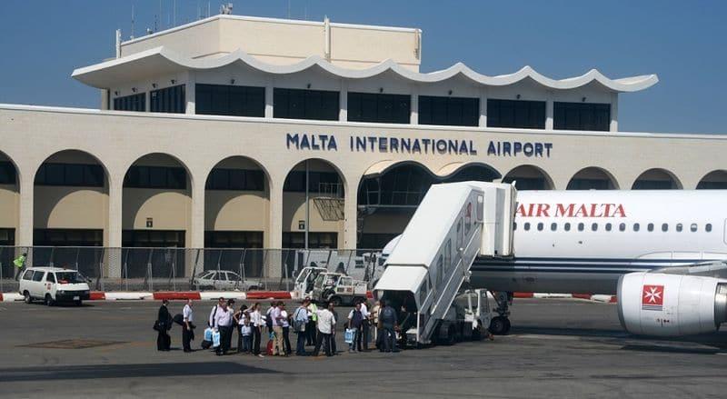 Международные ворота Валлетты