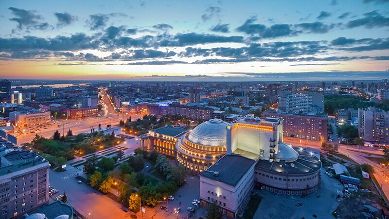Общая информация о Новосибирске