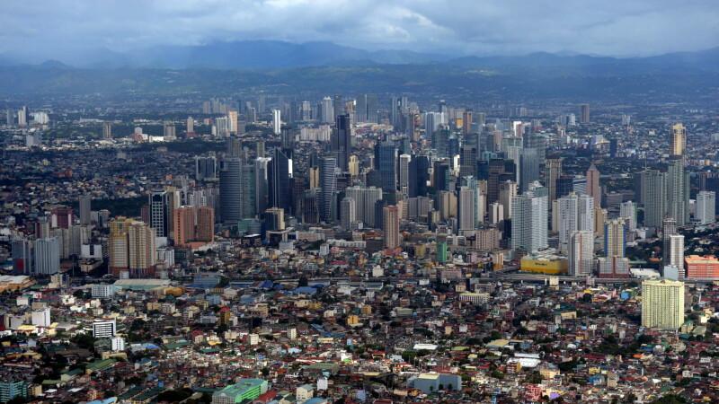 Перелёт до Манилы