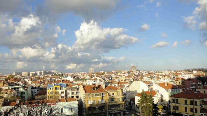 Перелёт до крупных городов Болгарии