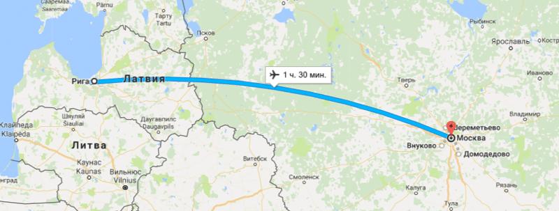 Прямые перелеты из Москвы: в чем их преимущество?