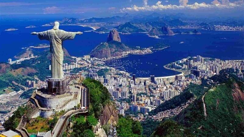 Рейсы из Москвы в Рио-де-Жанейро