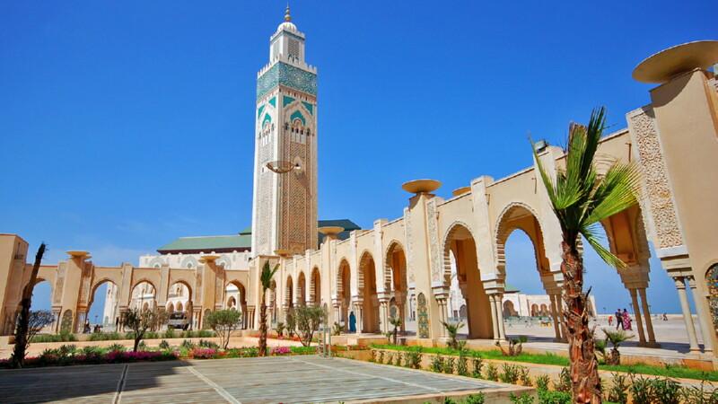 Сколько лететь в Марокко из других городов России