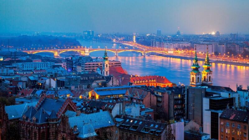 Туристический Будапешт