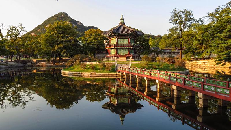 Туристический Сеул
