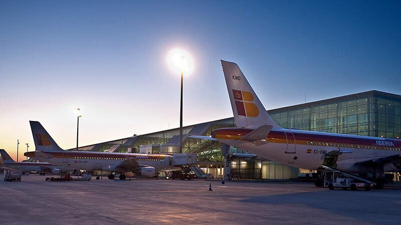 Аэровокзал Эль-Прат
