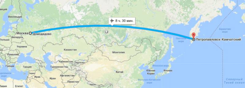 Что вам надо знать о прямом перелете из Москвы
