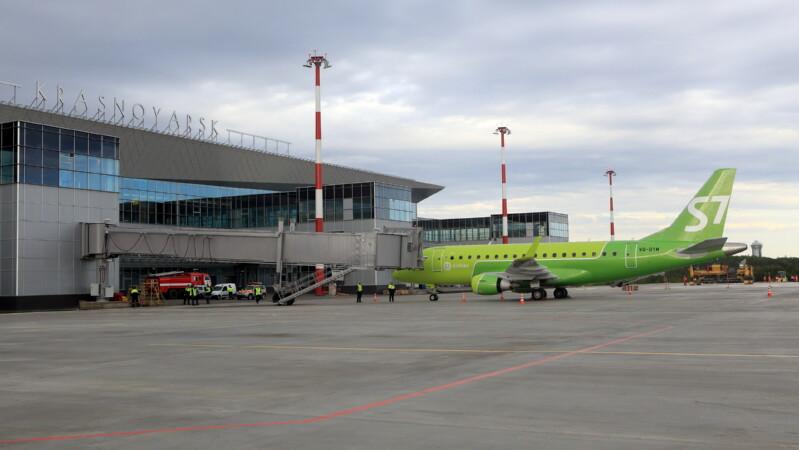 Факты об аэропорте Красноярска