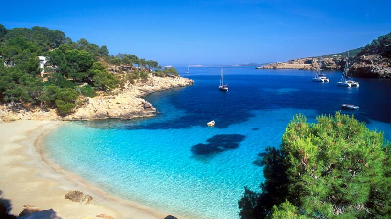 Испанский курорт