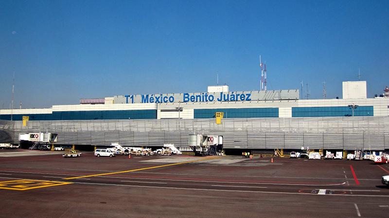 Международные аэропорты Мексики
