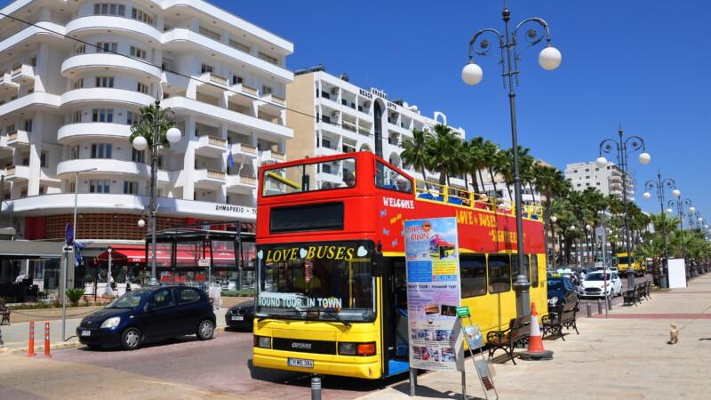 Проживание и транспорт на Кипре