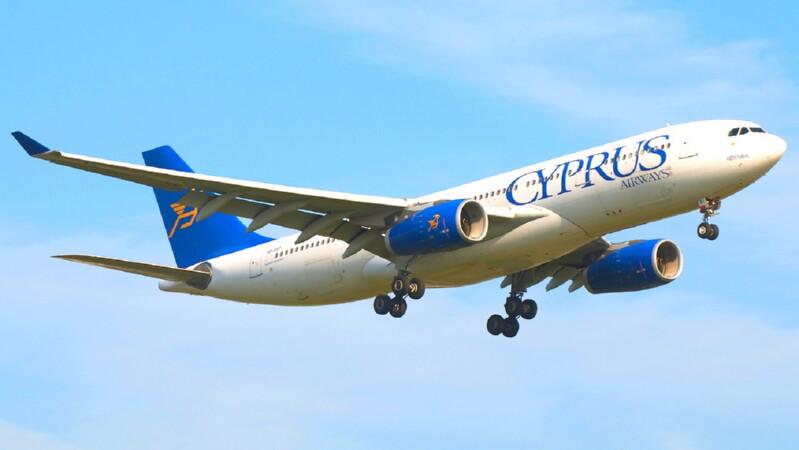 Варианты перелета Уфа — Кипр