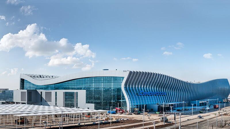 Аэровокзал Симферополя