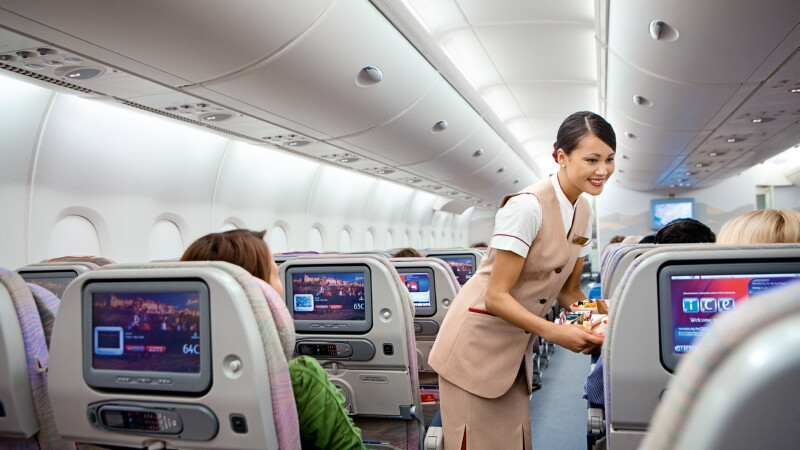 Перелет из Москвы в Сингапур со стыковками