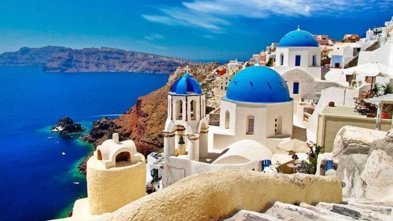 Почему выбирают Грецию