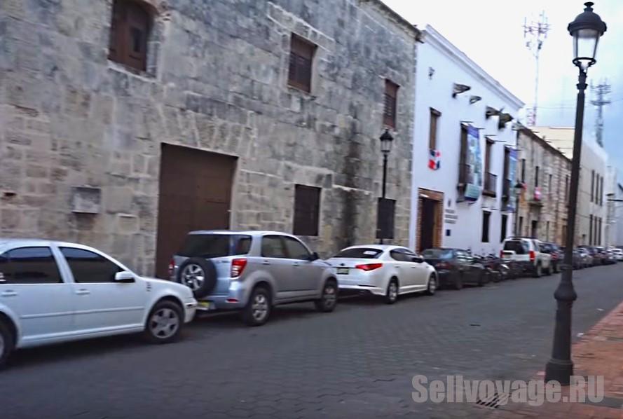 Парковки в Доминикане