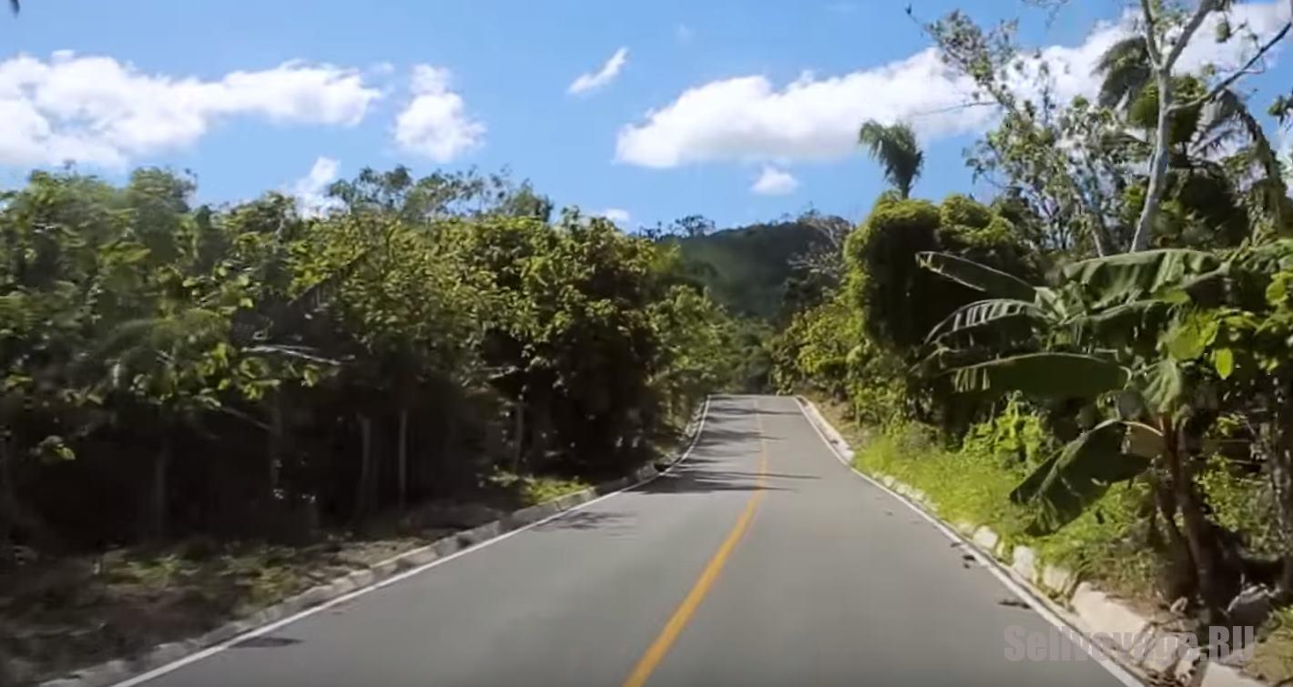 Дороги Доминиканы 20