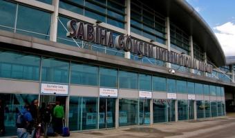 Аэропорт Сабиха в Стамбуле