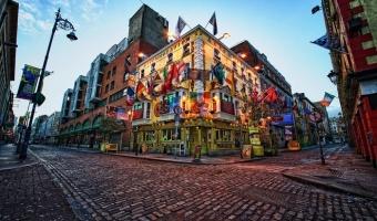 Путешествие в Ирландию — Дублин
