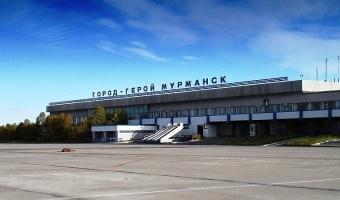 Аэропорт Мурманска