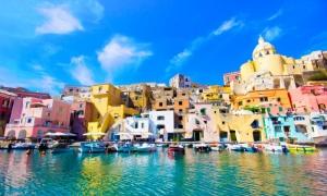 Туры в Италию. Отдых на острове Прочида