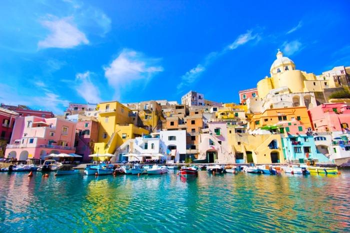 Остров Прочида (Италия)