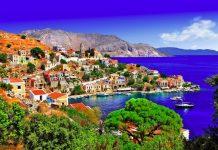 Отпуск в солнечной Греции