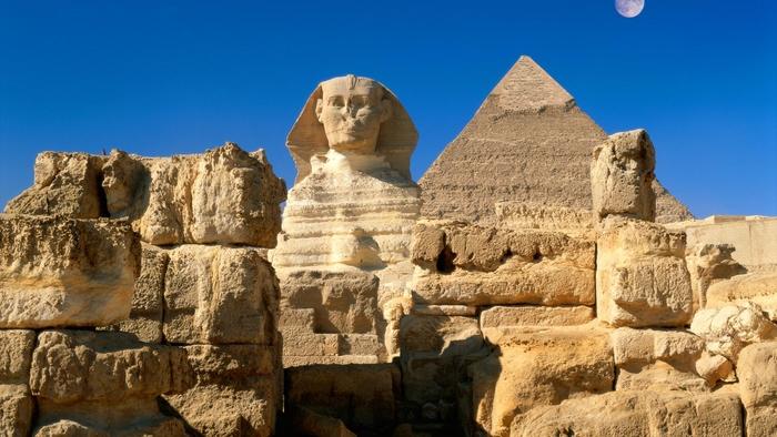 Отдых в загадочном Египте