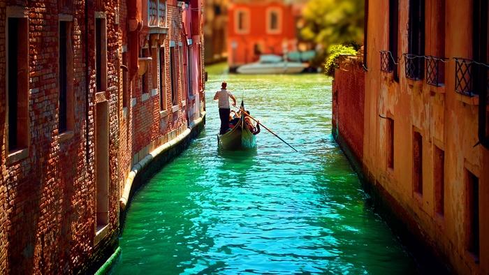 Лучшие места в Италии