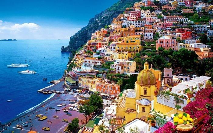 Отдых в легендарной Италии