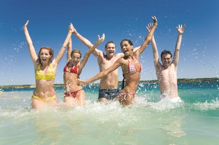 Молодежный отдых в Испании на море