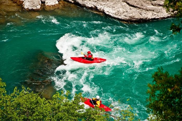 Активный отдых в Черногории