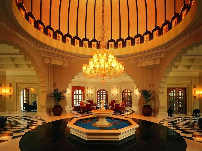 Лучшие отели Индии