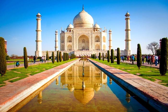 Лучшие места Индии