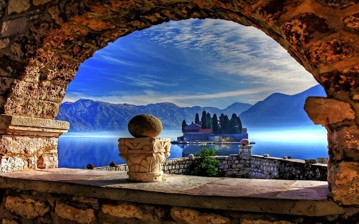Лучшие места Черногории