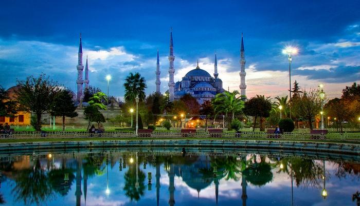 Лучшие места в Турции