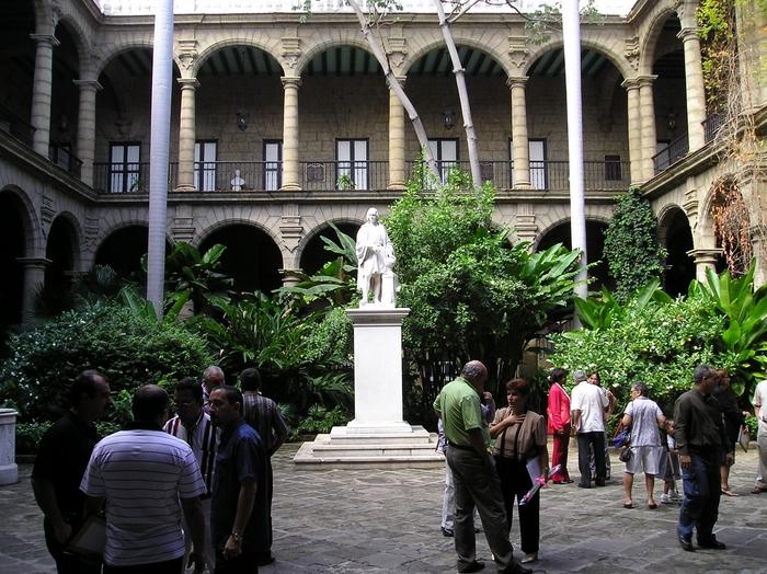 Дворец капитан-генералов, или Музей истории города