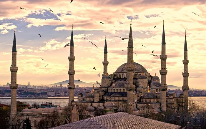 Турция - восточная страна